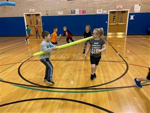 Noddle Tag! Youth Open Gym 2020