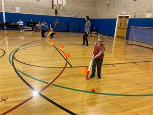 Floor Hockey 2020 5-8 year olds