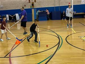 Floor Hockey 2020 9-12 year olds
